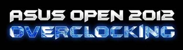 ASUS анонсирует международный оверклокерский турнир ASUS Open Overclocking Cup 2012