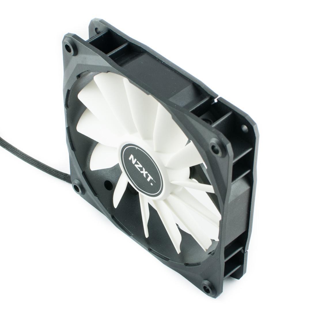 Обзор и тестирование процессорного кулера NZXT Havik 120