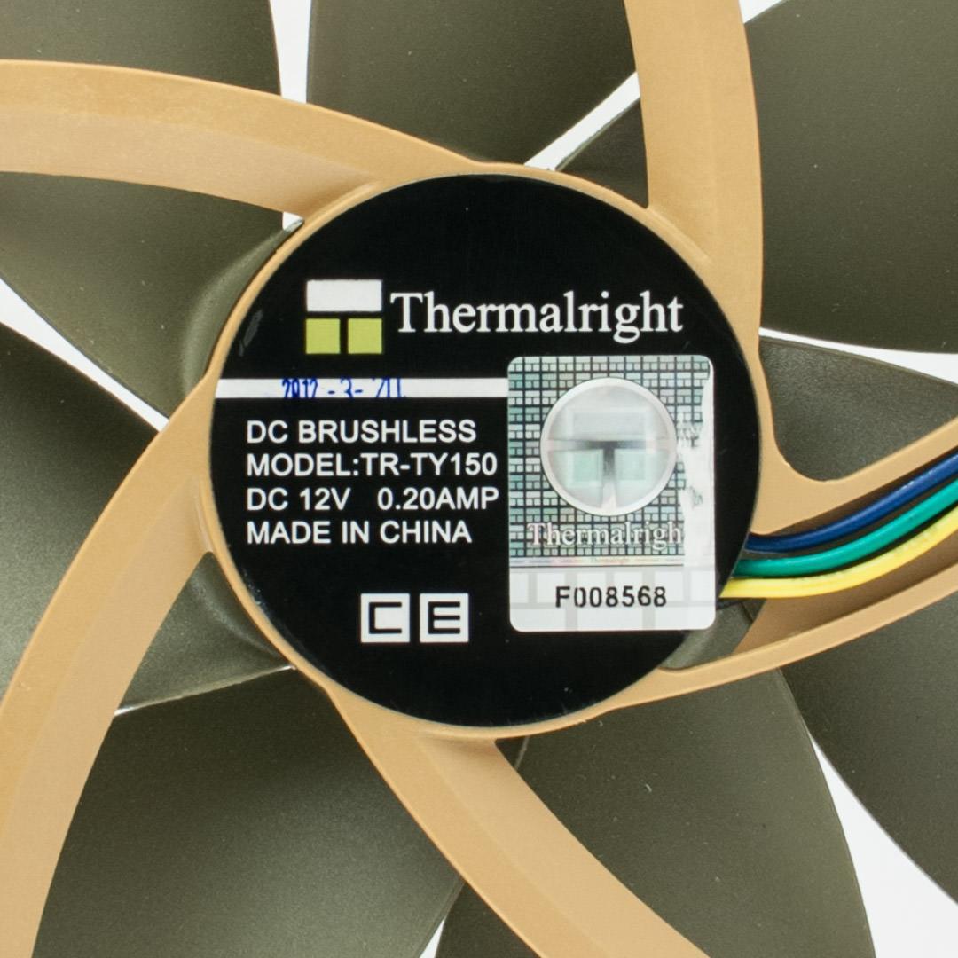 Обзор и тестирование процессорного кулера Thermalright Silver Arrow SB-E