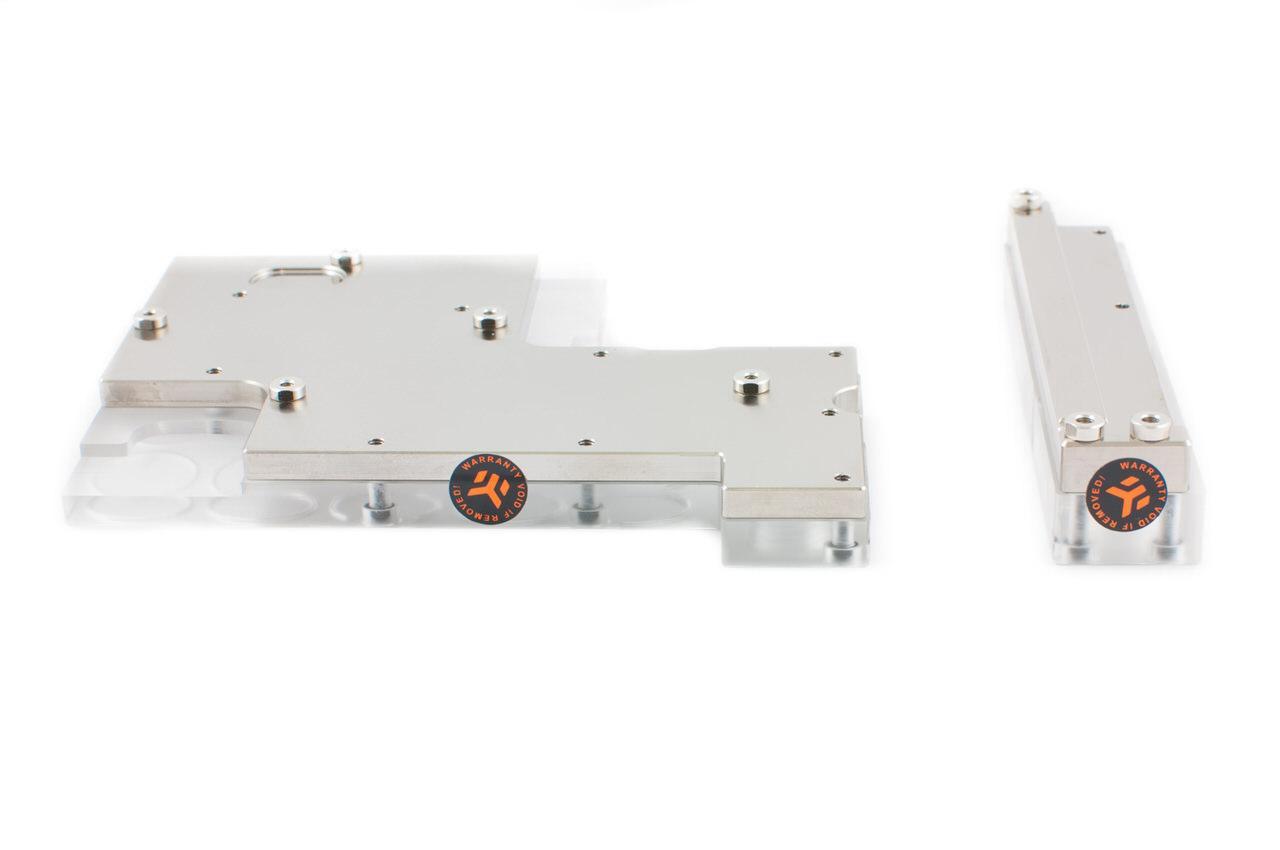 Обзор и тестирование набора водоблоков EK-FB KIT RE4 - Nickel CSQ для материнской платы ASUS Rampage IV Extreme