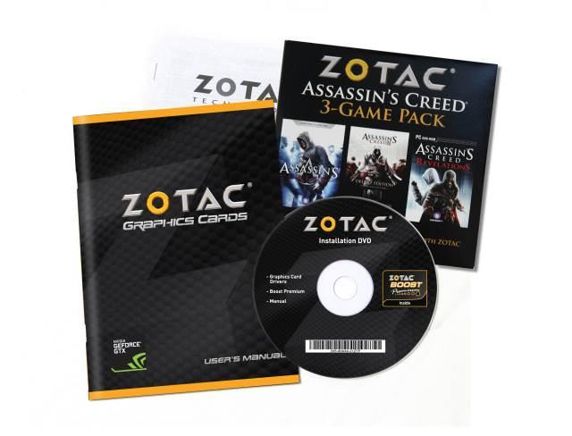 ZOTAC выпускает TITAN