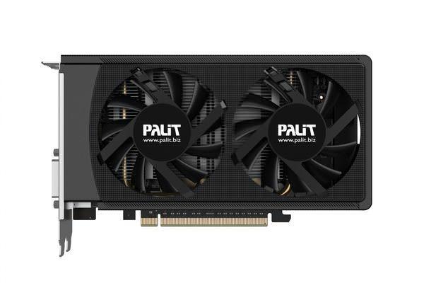 Видеокарты Palit GeForce GTX 650 Ti BOOST — запускайте самые громкие игровые хиты в разрешении 1080p Full HD