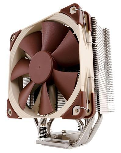 Noctua представляет два новых процессорных кулера башенного типа - NH-U12S и NH-U14S