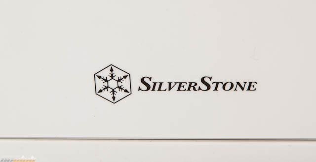 Silverstone PS07 White