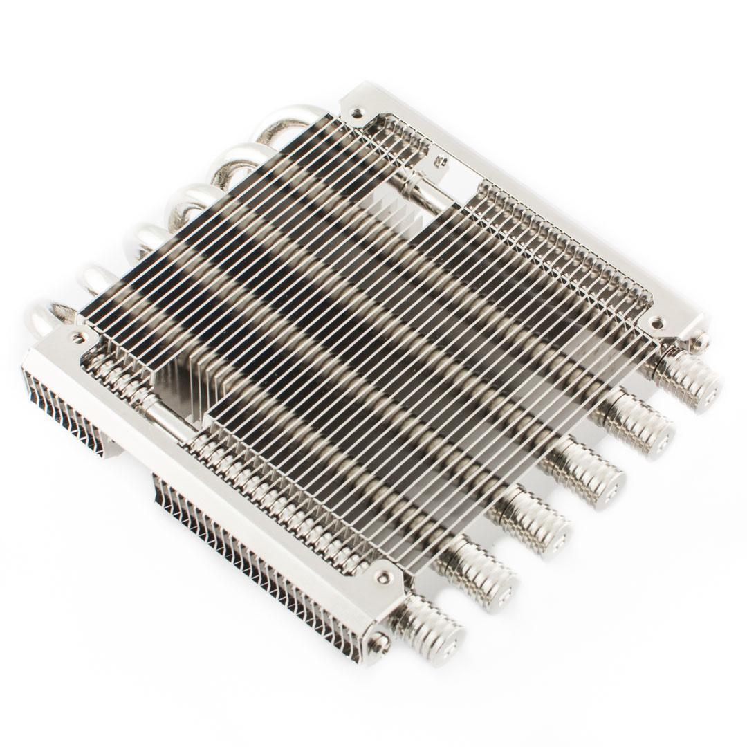 Обзор и тестирование низкопрофильного процессорного кулера Thermalright AXP-100