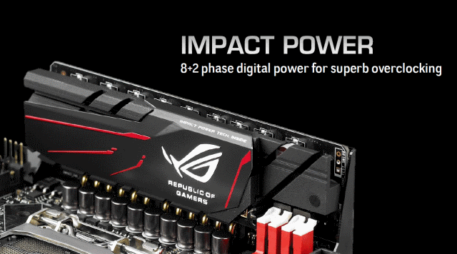 По следам Computex 2013. ASUS Republic Of Gamers Maximus VI Impact - mini-ITX плата для экстремального разгона