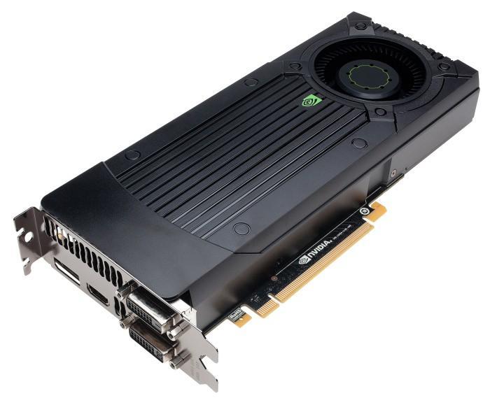 Компания NVIDIA официально представила видеокарту GeForce GTX 760