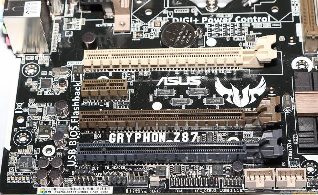 Обзор материнской платы ASUS Gryphon Z87