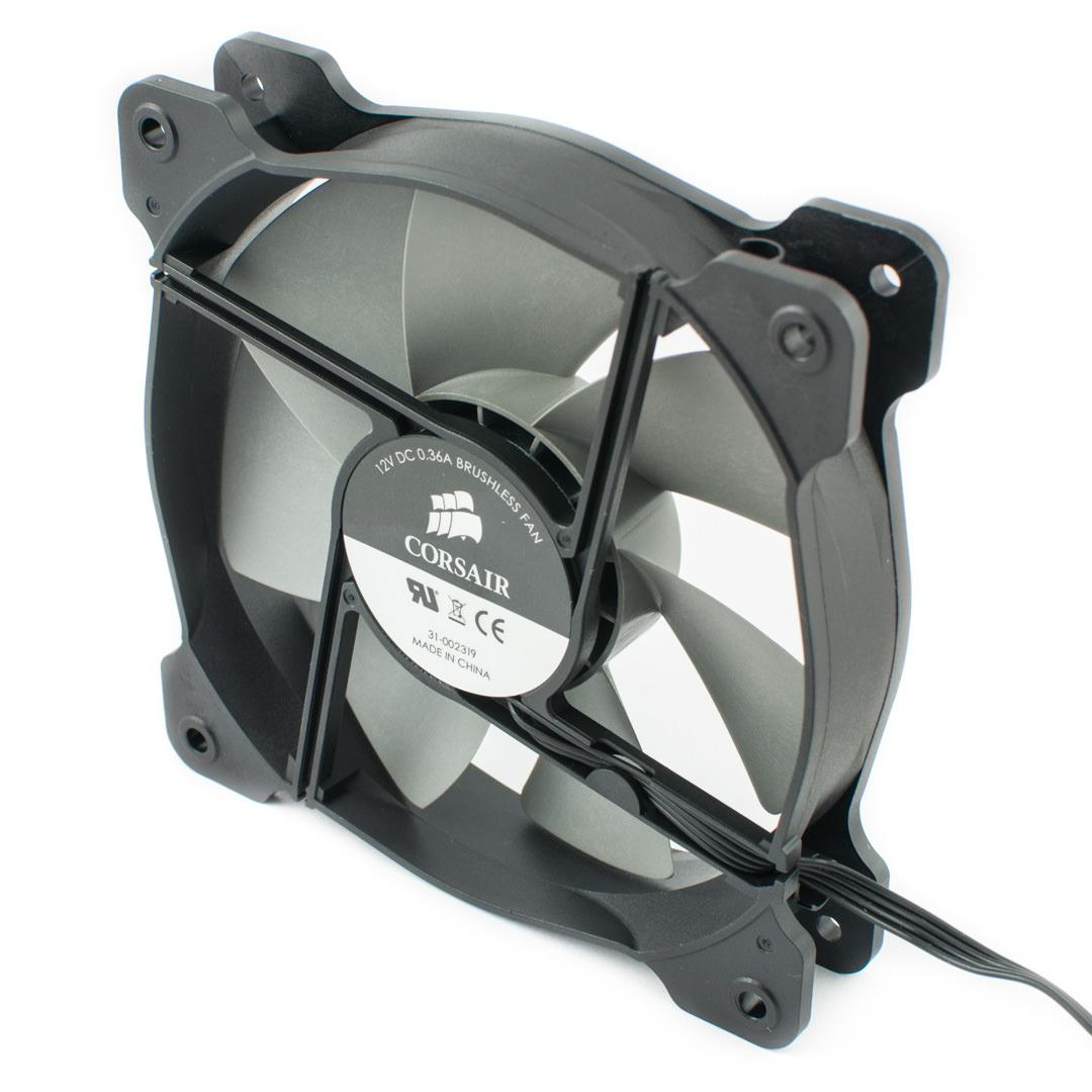Обзор и тестирование заводской системы жидкостного охлаждения Corsair H100i