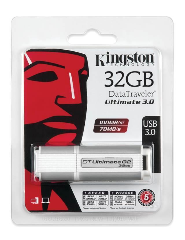 Kingston DataTraveler Ultimate 3.0 G2