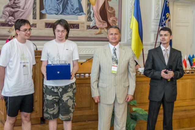 НТУУ «КПИ» вместе с партнерами провел Восьмую международную открытую студенческую олимпиаду по программированию имени С. А. Лебедева и В.М. Глушкова «KPI-Open 2013»
