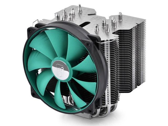 Deepcool объявляет о запуске процесорного кулера LUCIFER