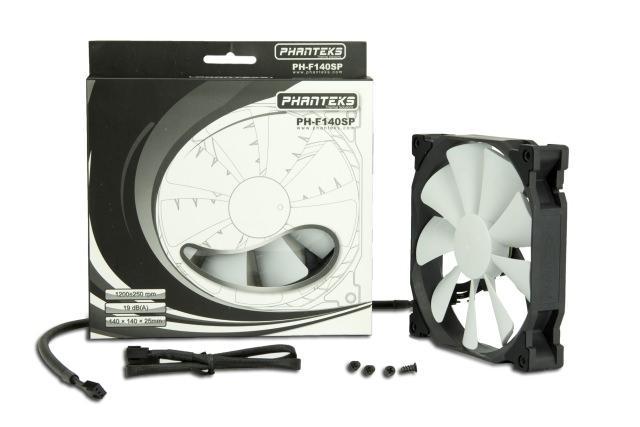 Компания Phanteks анонсировали выпуск двух новых вентиляторов премиум класса.