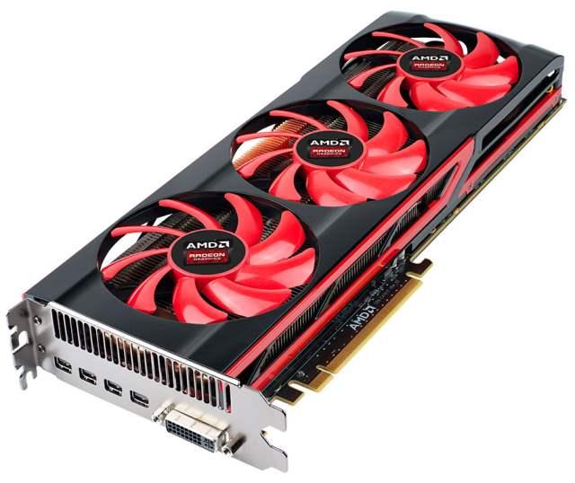 "AMD снижает цены на топовую видеокарту Radeon HD 7990 ""Malta"""