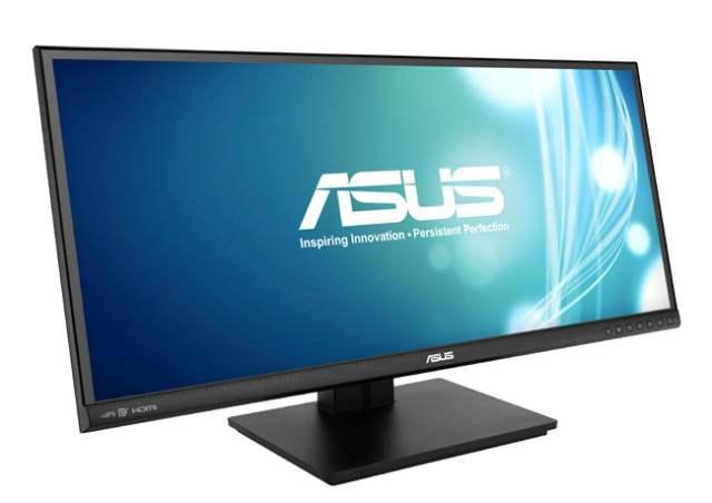 ASUS представляет монитор PB298Q с соотношением сторон 21:9