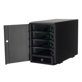 Silverstone представляет DAS накопитель TS431U с интерфейсами eSATA и USB 3.0