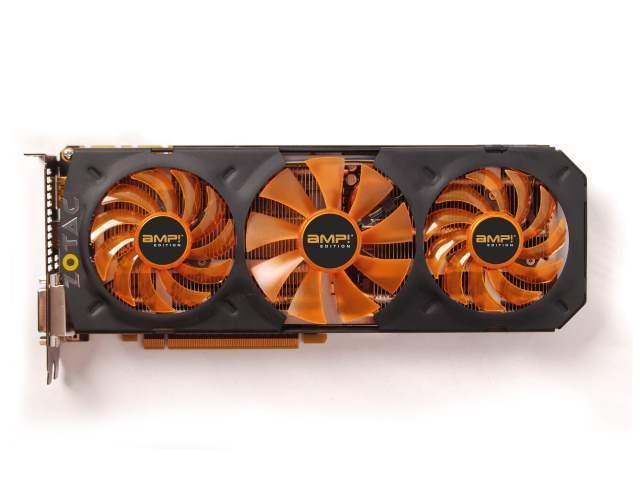 ZOTAC усиливает серию GeForce GTX 780 для быстрой и бесшумной работы