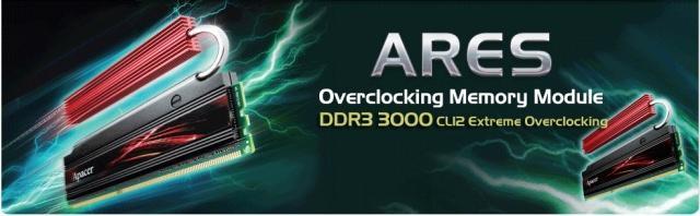 В постоянной погоне за лучшим разгоном  на серии ARES от Apacer: взят новый рекорд тактовой частоты в 3266 МГц!