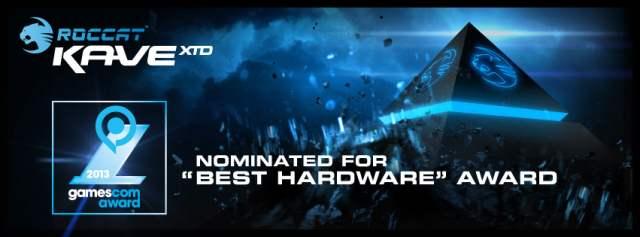 Анонс новинок ROCCAT™ на Gamescom 2013