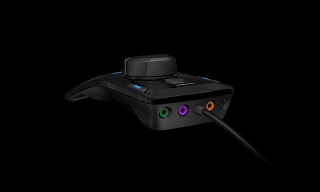 ROCCAT™ представляет игровую гарнитуру Kave XTD 5.1 Digital