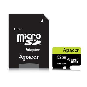 Линейка карт памяти Apacer UHS-I Class10 для быстрой и качественной работы с данными