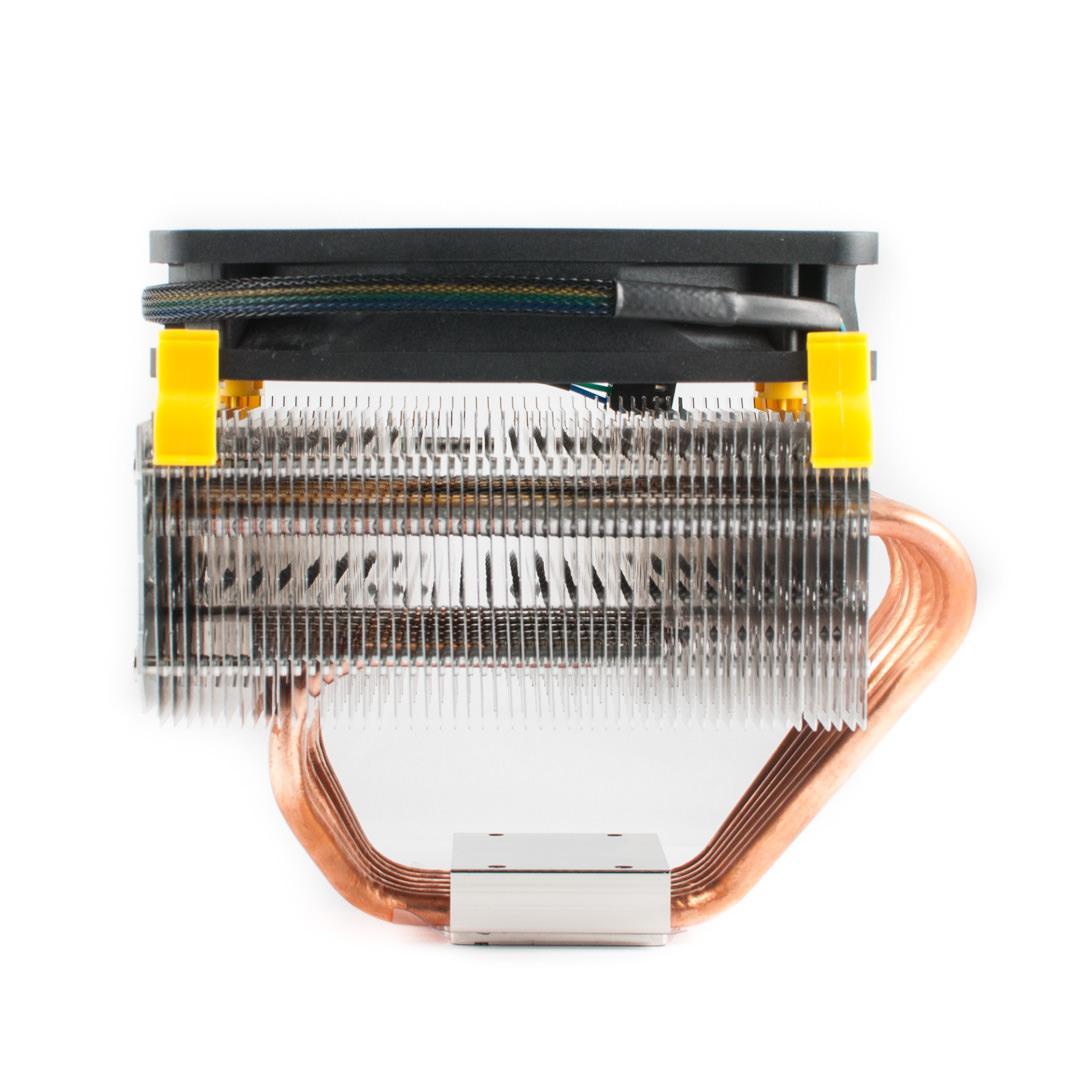 Обзор и тестирование процессорного кулера Reeven Arcziel 12 (RC-1203)