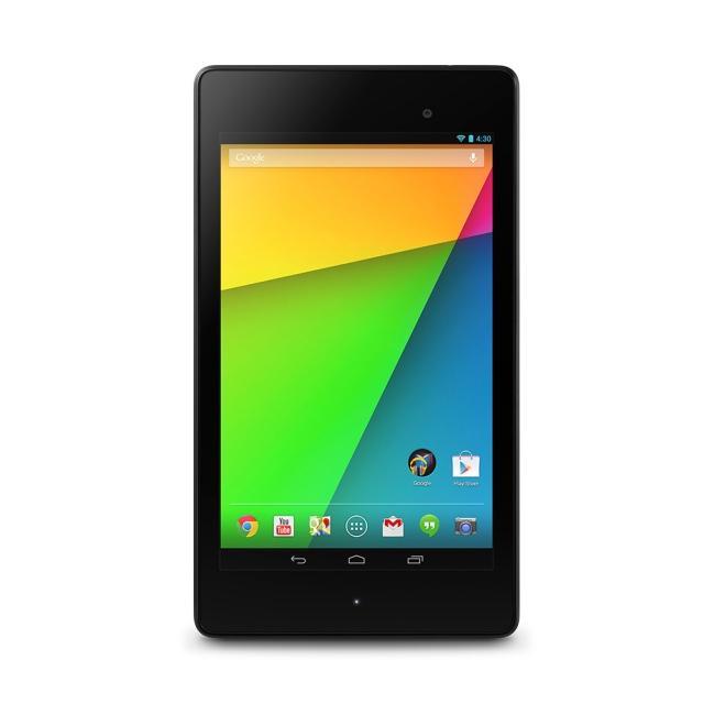 ASUS и Google представляют планшет Google Nexus 7