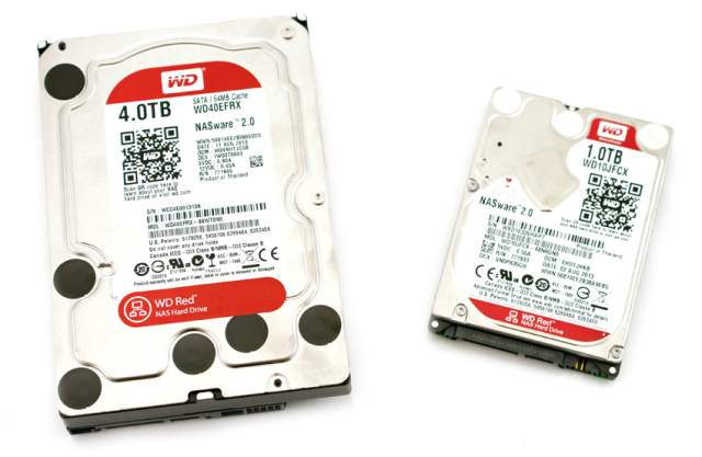 Western Digital представила первый в мире 2,5-дюймовый жесткий диск, созданный для сетевых систем хранения данных
