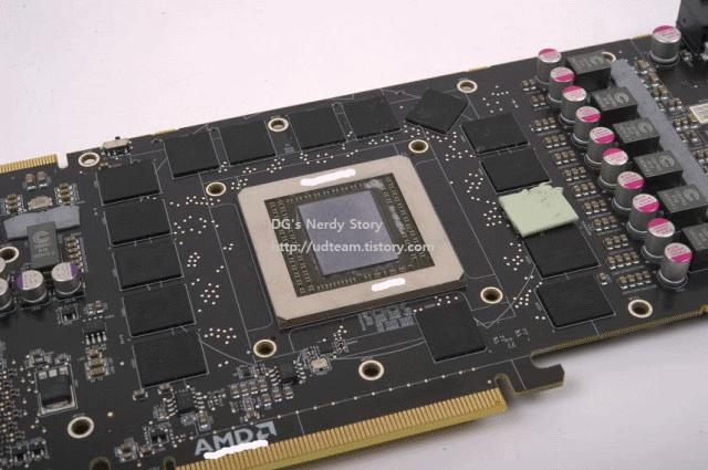 Подробная информация о видеокартах AMD Radeon R9-290X (Hawaii)