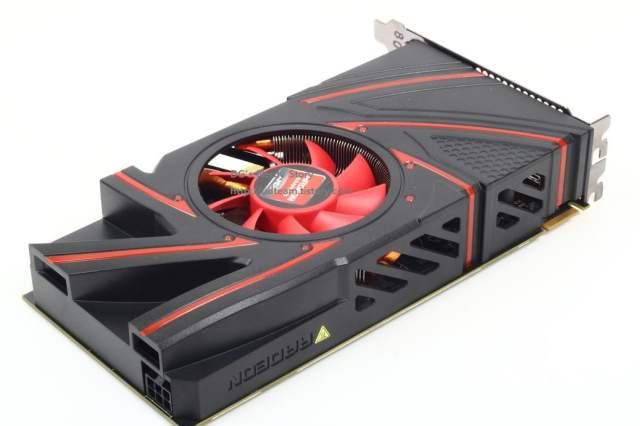 Фотографии видеокарт AMD R9-270: новая система охлаждения