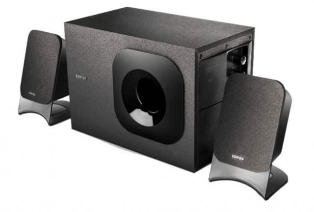 Компактная мультимедийная 2.1 аудиосистема EDIFIER M1370BT с интерфейсом Bluetooth