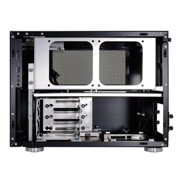 Компания Lian Li представила PC-V358 — корпус формата mATX