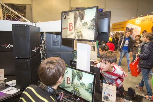 На «Игромире-2013» уникальный стенд Юлмарта и MicroXperts посетили более 30 тысяч человек
