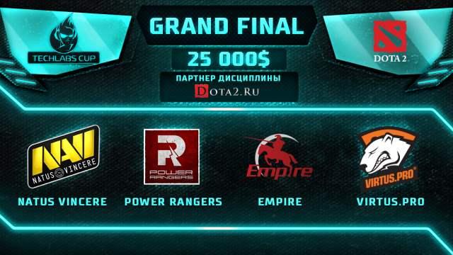 Стартовала продажа билетов на Гранд-финал TECHLABS CUP 2013