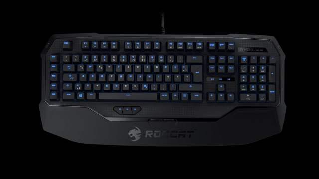 ROCCAT Ryos: продвинутая серия механических игровых клавиатур уже в России