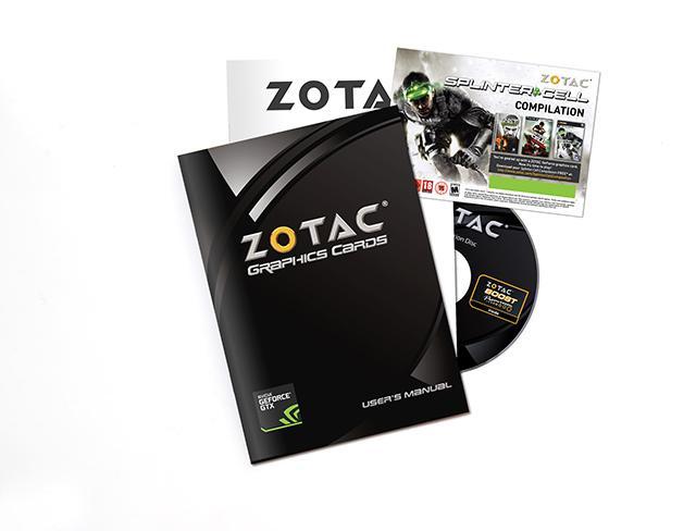 ZOTAC  GeForce GTX 780 Ti  - лучшая игровая видеокарта на планете