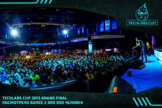 TECHLABS CUP 2013 Grand Final – впечатляющий итог сезона