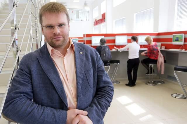 Генеральный директор Юлмарта вошёл в список лучших топ-менеджеров Санкт-Петербурга и ЛО 2013 года