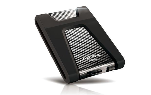 ADATA представляет новый портативный жесткий диск DashDrive Durable HD650