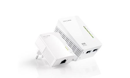 Линейка адаптеров Powerline с усилением Wi-Fi от TP-LINK – отличное решение для дома и офиса