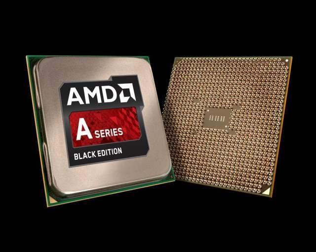 Новые гибридные процессоры AMD А-серии совершают революцию в компьютерных и UltraHD развлечениях