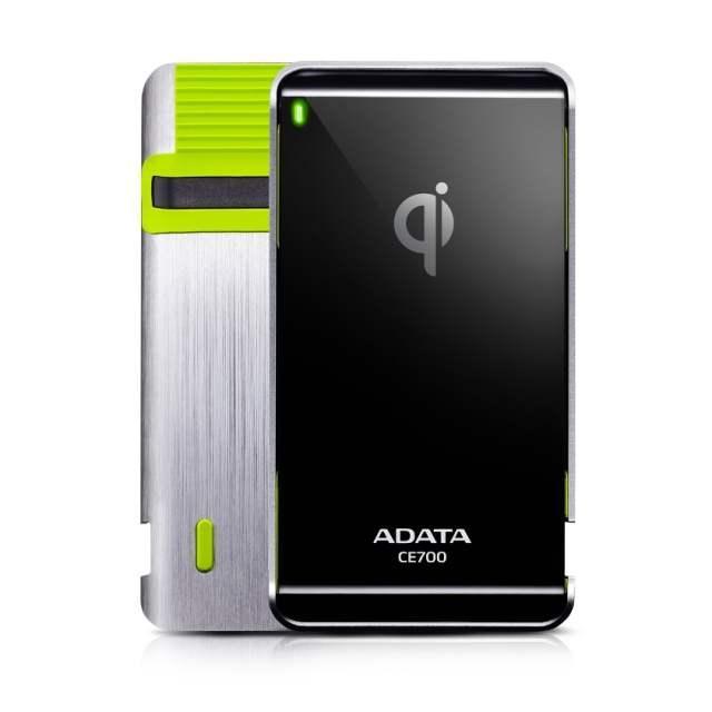 ADATA представляет беспроводное индуктивное зарядное устройство для смартфонов