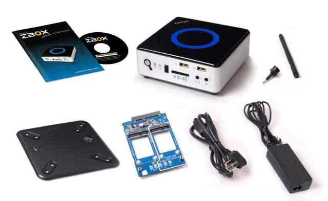 ZOTAC представляет мини-ПК серии ZBOX nano на базе четвертого поколения процессоров Intel Core с поддержкой технологии TurboBoost
