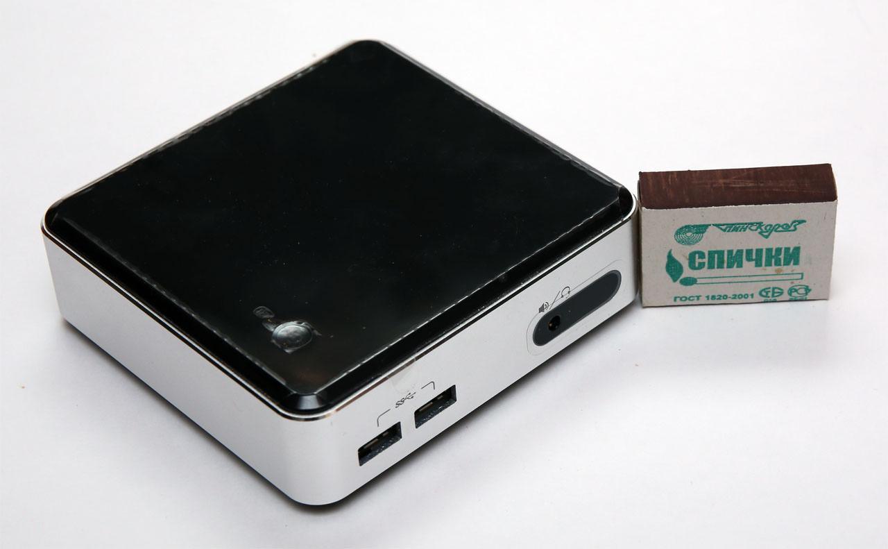 Обзор мини-компьютеров Intel NUC D34010WYK и D54250WYK. Чем меньше – тем лучше.