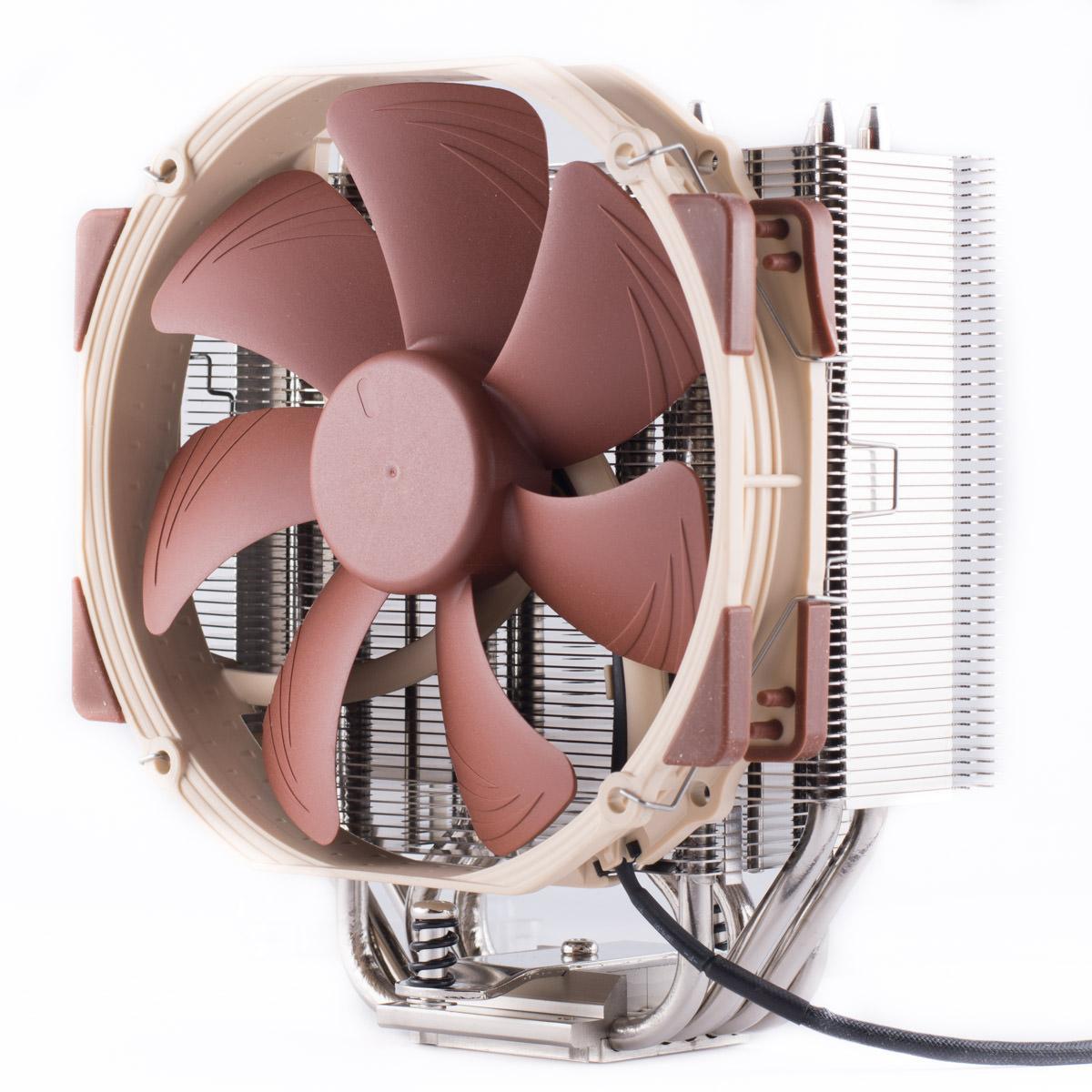 Обзор и тестирование процессорного кулера Noctua NH-U14S
