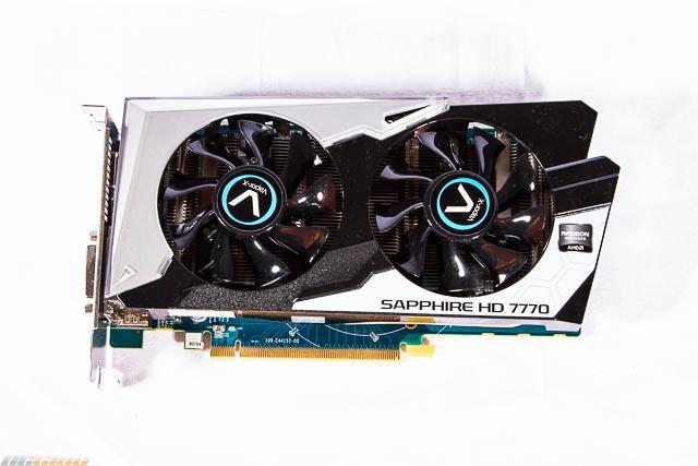Sapphire Radeon HD 7770 Vapor-X