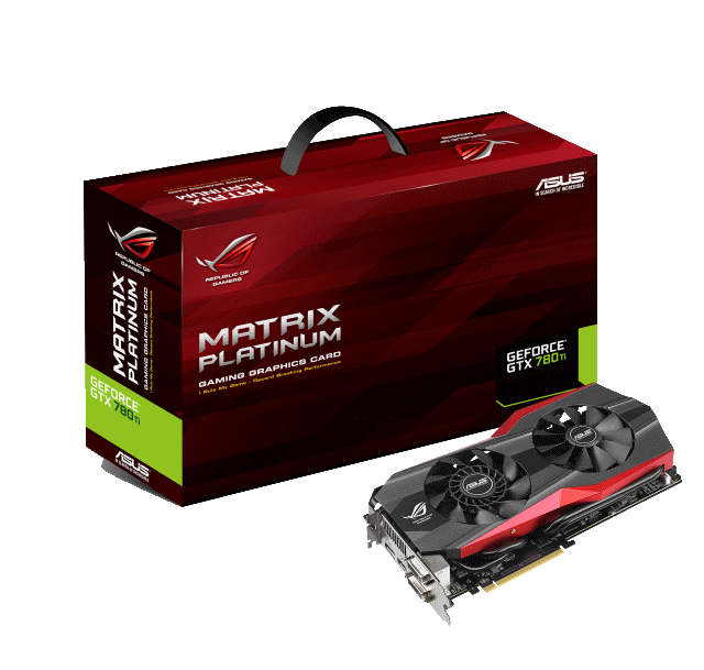 ASUS Republic of Gamers представляет Matrix R9 290X и GTX 780 Ti