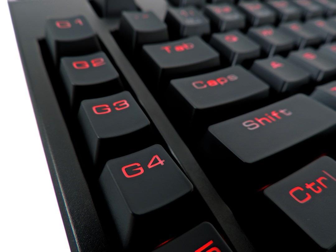 Игровая клавиатура GAMDIAS HERMES