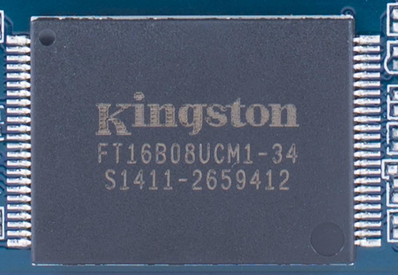 Обзор твердотельного накопителя Kingston HyperX FURY объёмом 240 ГБ