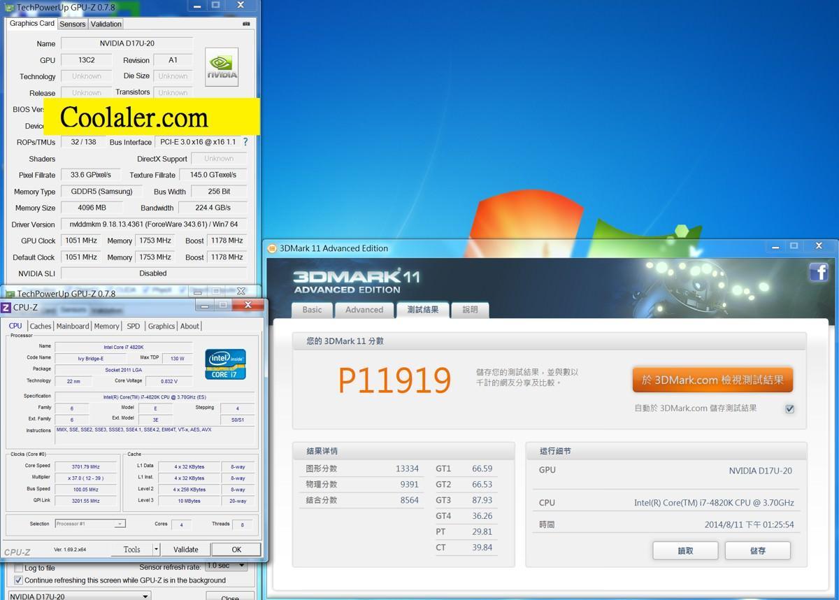 nvidia gtx870 benchmark 2